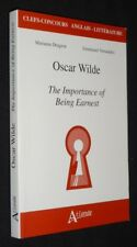 Oscar Wilde : The Importance of Being Earnest