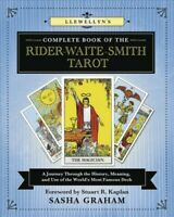 Llewellyn's Complete Book of the Rider-waite-smith Tarot : A Journey Through ...