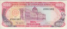 Dominican Republic Banknote P158b 1,000 1000 1.000 Pesos Oro 1997, UNCIRCULATED