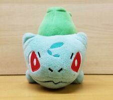 2016 TOMY Pokemon Bulbasaur Plush Stuffed Doll Toy Pre Owned 4""