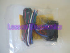 "Omega DLS-V 10 Wire Relay 10"" Prewired Plug Harness"
