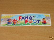 KINDER FANA D'FOOT BPZ (F) FRANCE 2002