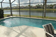 930 Florida villas for rent 4 bed home with lake view near Disney 10 Night deal