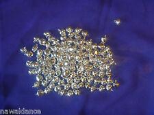 100 campanellini color arg DANZA DEL VENTRE BELLY DANCE