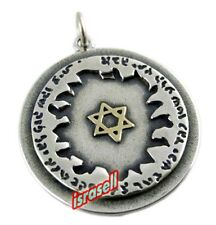 KABBALAH PROTECTION BLESSING PENDANT WITH STAR OF DAVID - Protection Healing
