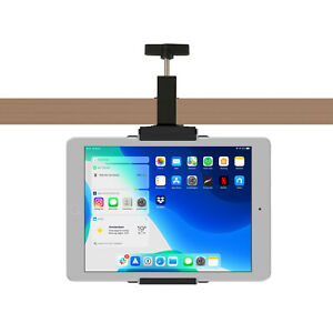 Universal Clamp Clip Mount Holder for iPad Pro Air Mini, iPhone, Galaxy Tabs