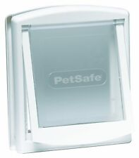 CAT FLAP FOR SMALL PETS (LOCKABLE)