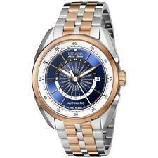 Bulova Accutron Men's 65B163 Accu Swiss Tellaro Special Edition GMT Watch