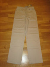 cotton traders clay comfort trousers size 24 leg 31 brand new with tags