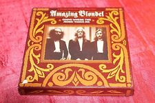 AMAZING BLONDEL • GOING WHERE THE MUSIC TAKES ME • 2CD+1DVD • MINT