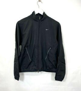 Nike Women's Reflective Running Jacket Black - M