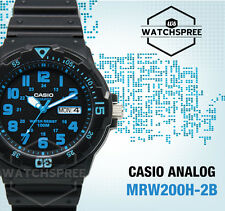 Casio Diver Look Analog Watch MRW200H-2B