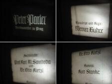 16 mm Film Kunst- Dombaukunst Peter Parler in Prag,Architektur-Antique film