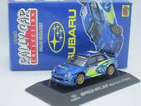 Subaru Impreza WRC #5 Rally Monte Carlo 2006 P.Solberg 1/64 CM's Kyosho