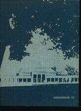 New Market VA Shenandoah Valley Academy 1972 Virginia