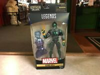 "(DMG) Marvel Legends Captain Marvel BAF Kree Sentry 6"" Figure MOC - GENIS-VELL"