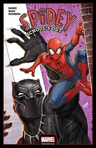 SPIDEY Trade Paperback Vol 1 School's Out Premiere Spiderman Comic TPB 1st Print