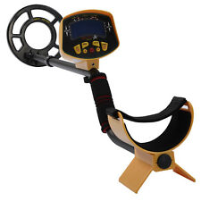 US MD-3010II Metal Detector High Sensitive Gold Digger Light Hunter LCD Display