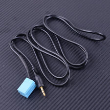 12V DC Car Radio 3.5mm Audio iPod Aux Line In Adapter Fit For VW/Audi Skoda/Seat