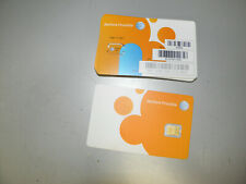 Ten At&T Nano 4G Lte Sim Card 4098A For iPhone 5, 5C, 5S, 6, 6 Plus,iPad Air New