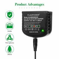 For Black & Decker 9.6-18V HPB18 A1718 A12 A18 FSB18 Ni-MH Ni-CD Battery Charger