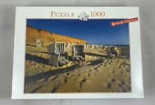 Stunning Blatz 1000 Piece Jigsaw Puzzle Idyll At The Sea - New Sealed Condition