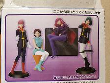 Gundam Z Girls set of 4 Bandai 2005 In original packaging