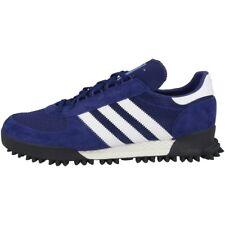d7bd06a72679 Adidas Marathon TR Schuhe Originals Sneaker Herren Laufschuhe blue white  B37443