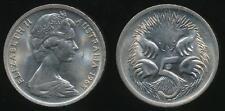 Australia, 1968 Five Cent, 5c, Elizabeth II - Choice Uncirculated