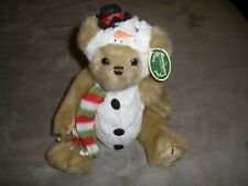 "NWT 10"" Bearington Bear Frost E. Bear"