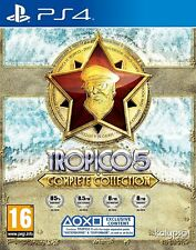 Tropico 5 - Complete Collection For PAL PS4 (New & Sealed)