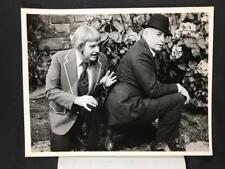 1974 Captain Kangaroo Bob Keeshan Allen Funt Original TV Still Photo A109