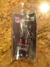 New York Giants NFL Football Licensed Ear Rings