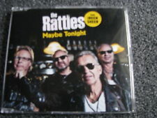 The Rattles-Maybe Tonight Maxi CD-2012-Germany-Rock-Beat-Edel-Ireen Sheer