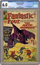 Fantastic Four #21 CGC 6.0 1963 3778018015 1st app. Hate-Monger