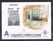 ESPAÑA - PRUEBA Nº 72 EXFILNA'2000 AVILES