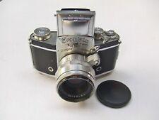 EXAKTA VAREX VX WITH JENA BIOTAR (B) f2. 58mm LENS