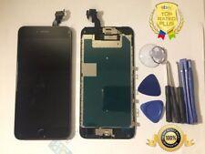 Negro para iPhone 6S Plus montado OEM genuino pantalla Digitalizador LCD De Repuesto