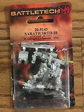 Classic BattleTech Miniatures: SRTH-10 Sarath Prime Mech 20-5143
