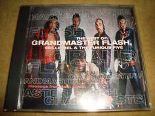 The Best Of GRANDMASTER FLASH, MELLE MEL & THE FURIOUS FIVE