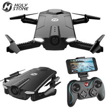Holy Stone HS160 FPV Drone with 720P HD Wi-Fi Camera 2.4G Foldable RC Quadcopter