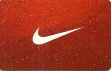 RARE / CARTE CADEAU : NIKE SPORT VETEMENT BOUTIQUE SHOP / GIFT CARD