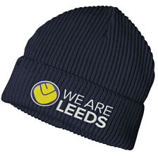 Leeds United, We Are Leeds Beanie Hat