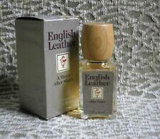 English Leather NIB Aftershave 50ml (1.7 fl oz) Splash Made in Cyprus 1992