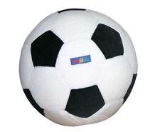 Fussball aus Stoff mit Glöckchen, Baby-Spielzeug Trullala 59013 * NEU D: 15cm
