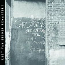 "RED GARLAND TRIO ""GROOVY (RUDY VAN GELDER REMASTER)"" CD"