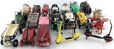 Lot 23 Hallmark Kiddie Car Classics Cars Airplane Tricycles Scooters Wagons