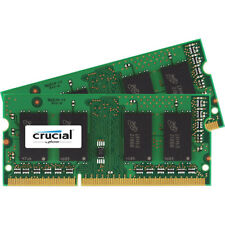 8GB Crucial DDR3 PC3-12800 1600 MHz SO-DIMM CL11 memoria Dual Kit (2x4GB)