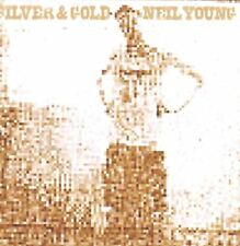 NEIL YOUNG silver & gold (CD hdcd, album) 9362-47305-2 country rock acoustic