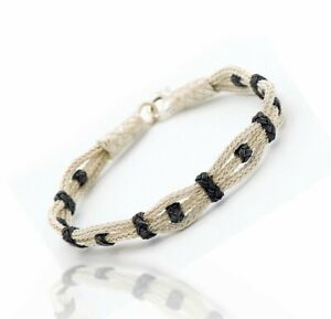 Handmade Kazaziye Bracelet Jewelry Made of Sterling Silver For Women